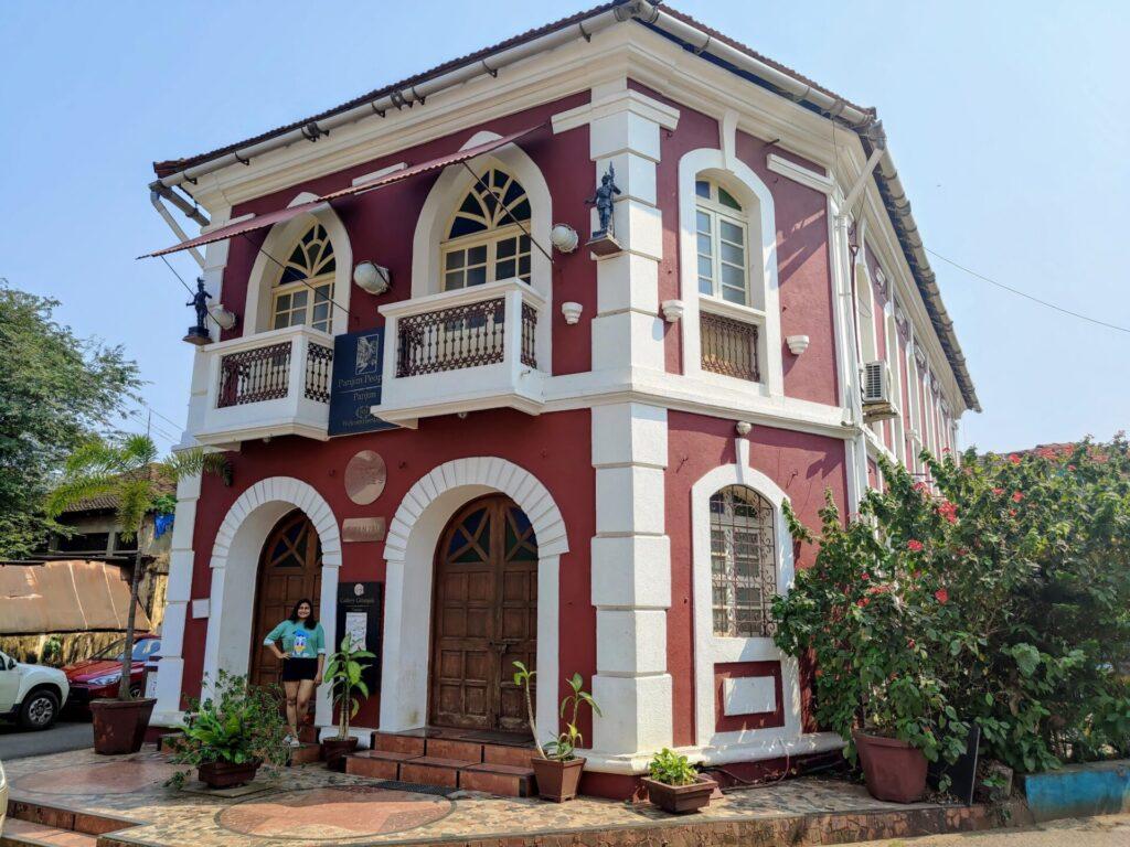 Geetanjali Gallery, Fontainhas Goa