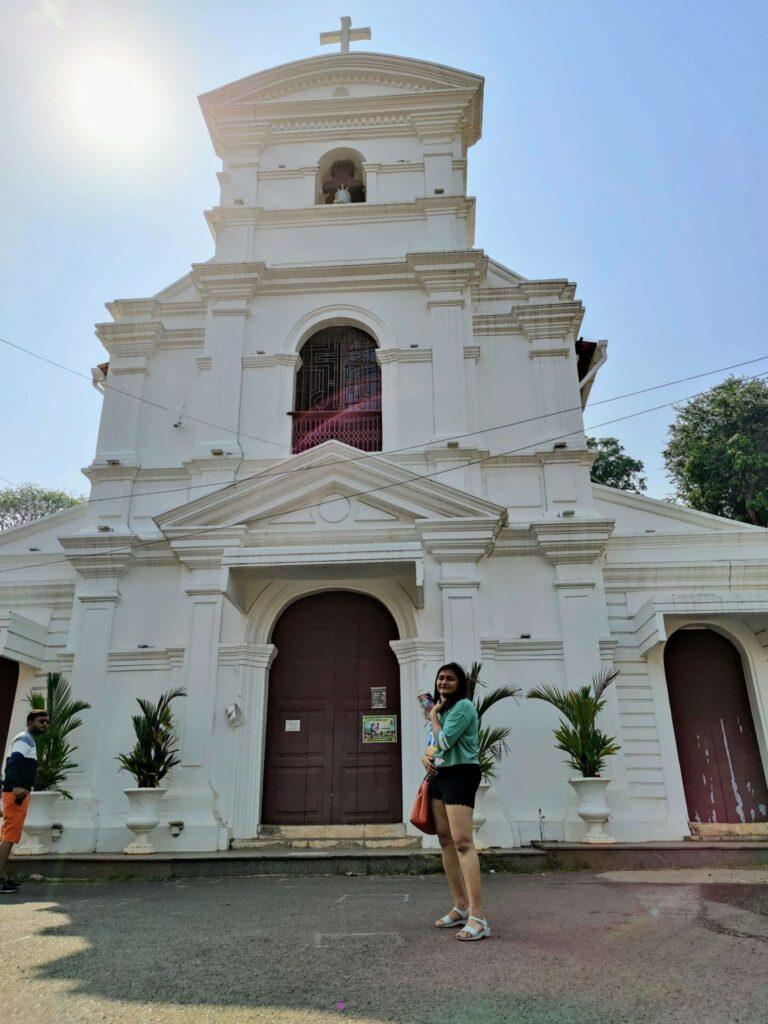 St. Sebastian chapel Goa