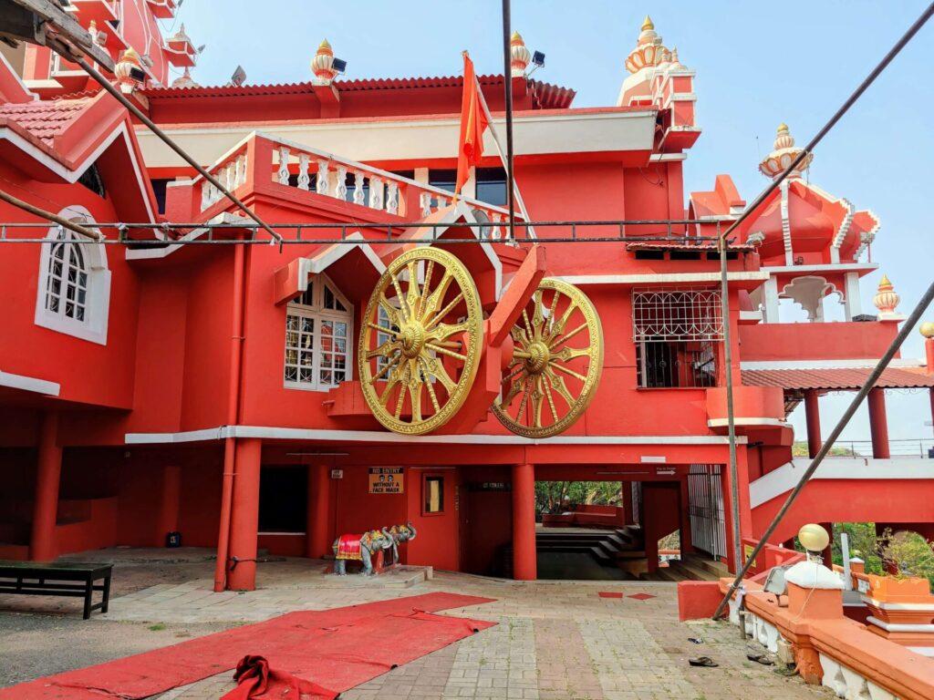 Maruti temple, goa